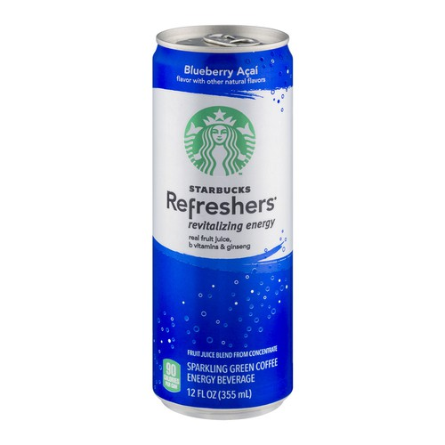 Starbucks Starbucks Refreshers Sparkling Green Coffee Energy