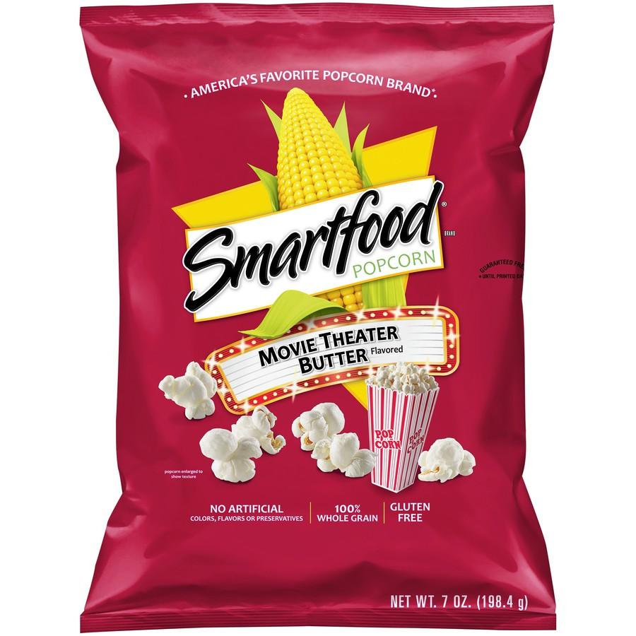 Smartfood Smartfood Movie Theater Butter Flavored Popcorn 7 Oz Bag Epallet