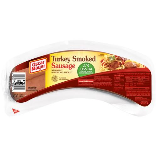 Turkey Smoked Sausage 14 oz. Pack