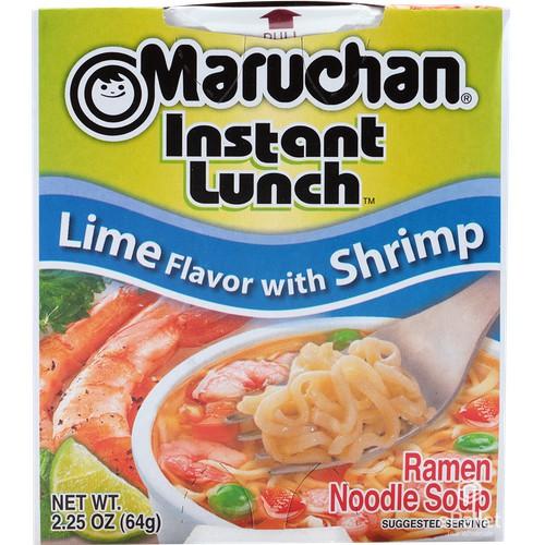 Maruchan Shrimp And Lime