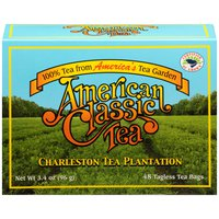 Bigelow American Classic Tea® Charleston Tea Plantation 48 ...