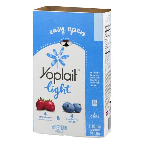Yoplait Yoplait Light Fat Free Yogurt